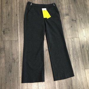 St. John Dress Pants in Granite Gray Size 4